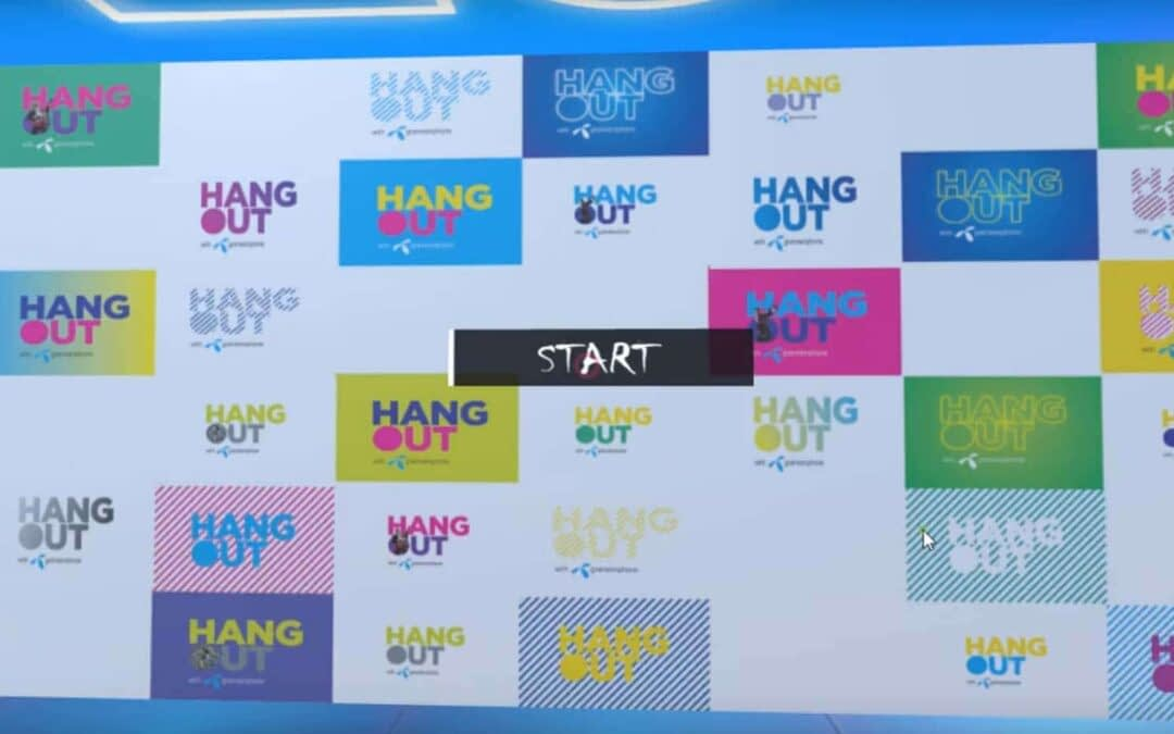 Hangout VR Game