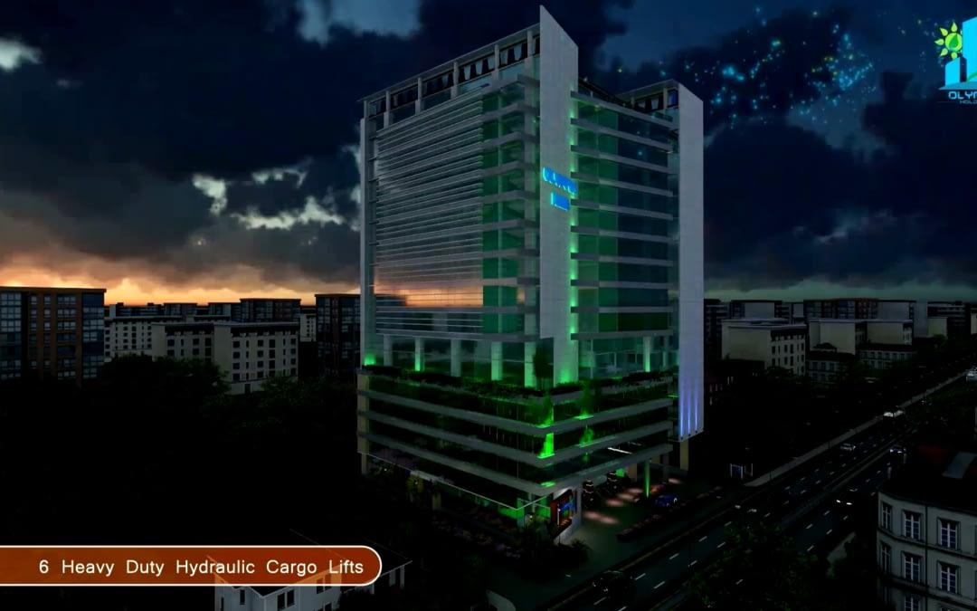 Olympia Plaza